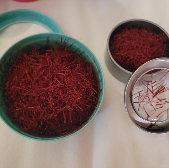 Premium saffron trends